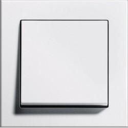 Łącznik pojedynczy uniwersalny (schodowy) biały matowy Gira E2 komplet
