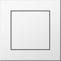 Gira E22 Płaski włącznik biały, schodowy uniwersalny - KOMPLET