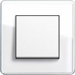 Gira Esprit Szkło C biały łącznik uniwersalny - KOMPLET