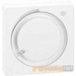 Termostat 5-35ºC do sterowania ogrzewaniem 8(4A) biała Simon 27 Play