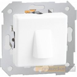 Wypust kablowy biały Simon 27 Play