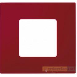 Nakładka 1-krotna czerwona Simon 27 Play