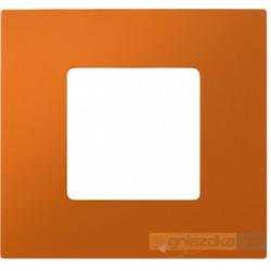 Nakładka 1-krotna pomarańczowa Simon 27 Play