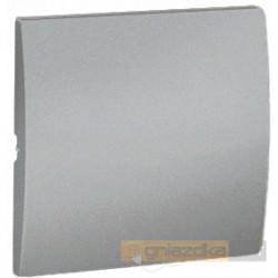Łącznik jednobiegunowy aluminiowy metalizowany Simon Classic