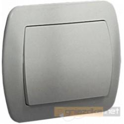 Łącznik jednobiegunowy aluminiowy metalizowany Akord