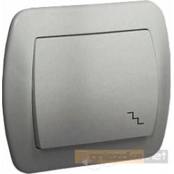 Łącznik schodowy aluminiowy metalizowany Akord