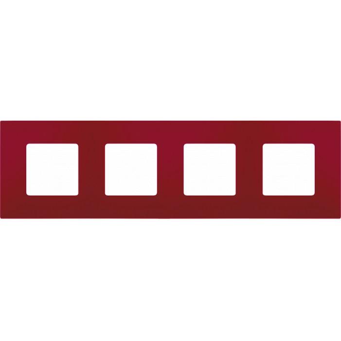 Nakładka 4-krotna czerwona Simon 27 Play