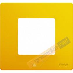 Nakładka 1-krotna żółta Simon 27 Play