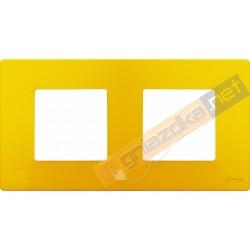 Nakładka 2-krotna żółta Simon 27 Play