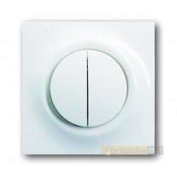 Łącznik sekwencyjny świecznikowy biały alpejski Impuls ABB