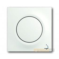 Przycisk sekwencyjny 1-biegunowy biały studyjny mat Impuls ABB