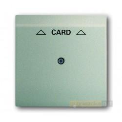 Łącznik hotelowy na kartę szampański metalizowany Impuls ABB