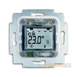 Regulator temperatury programowalny biały chalet Axcent ABB