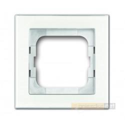 Ramka 1-krotna biały Axcent ABB