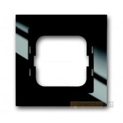 Ramka 1-krotna czarny Axcent ABB
