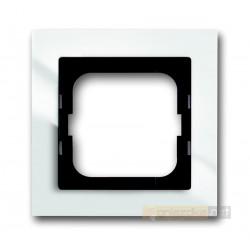 Ramka 1-krotna biały studyjny Axcent ABB