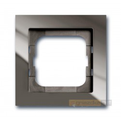 Ramka 1-krotna szary-entree Axcent ABB