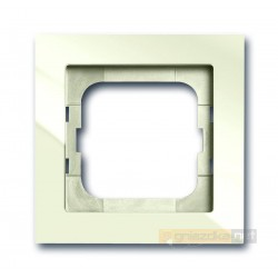 Ramka 1-krotna biały-chalet Axcent ABB
