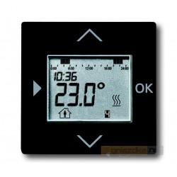 Regulator temperatury programowalny antracyt Carat,Future ABB