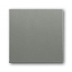 Przycisk zwierny szary metalik Solo ABB