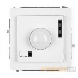 Czujnik ruchu elektroniczny biały Karlik Deco