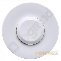Łącznik pojedynczy przyciskowy Biały Legrand Celiane