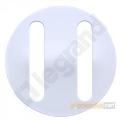 Łącznik uniwersalny / schodowy bezgłośny Biały Legrand Celiane