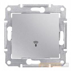 "Przycisk z symbolem ""dzwonek"" aluminium Schneider Sedna"