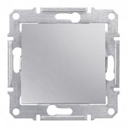 Przycisk zwierny aluminium Schneider Sedna