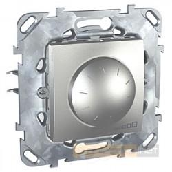 Ściemniacz potencjałowy aluminium Schneider Unica Top