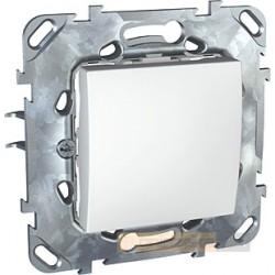 Łącznik jednobiegunowy biel polarna Schneider Unica Plus