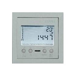 Termostat z programatorem czasowym alu EFAPEL