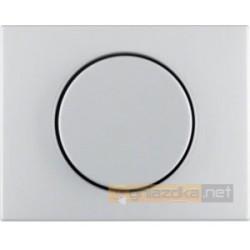 Ściemniacz obrotowy Tronic® 10-315W alu Berker K.5