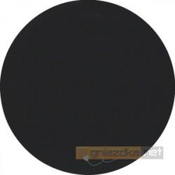 Łącznik pojedynczy uniwersalny / schodowy czarny połysk Berker R.1/R3