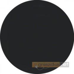 Ściemniacz obrotowy z płynną regulacją czarny połysk Berker R.1/R3