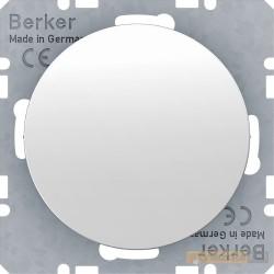 Zaślepka biały połysk Berker R.1/R3