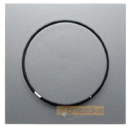 Ściemniacz obrotowy Tronic® 10-315W alu Berker B.3/B.7
