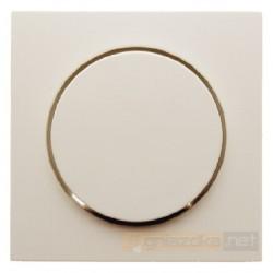 Ściemniacz obrotowy Tronic® 10-315W kremowy Berker B.Kwadrat