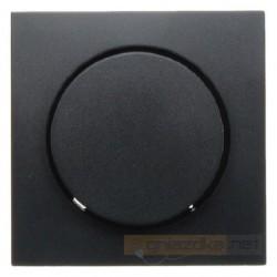 Ściemniacz obrotowy Tronic® 10-315W antracyt Berker B.Kwadrat