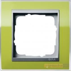 Ramka pojedyncza zielony Gira Event Clear