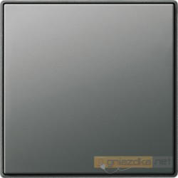 Sterownik 1-10V (wł. przycisk.) aluminium Gira E22