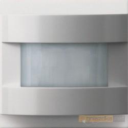 Czujnik ruchu 1,1m komfort uniw. sterownik 1-10V biały Gira F100