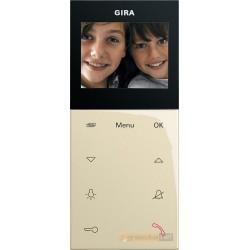 Unifon wideo AP System 55 kremowy Gira Wideodomofony