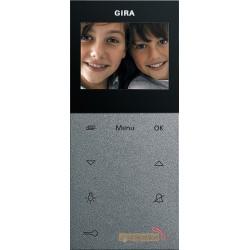 Unifon wideo AP System 55 alu Gira Wideodomofony