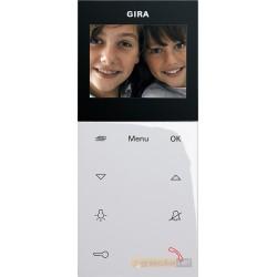 Unifon wideo AP System 55 biały Gira Wideodomofony