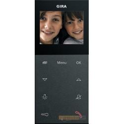 Unifon wideo AP System 55 antracyt Gira Wideodomofony