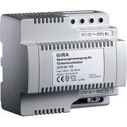 Zasilanie 24V DC 700 mA System Domofon Gira Wideodomofony
