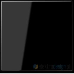 Włącznik uniwersalny pojedynczy, czarny JUNG LS