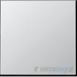 Włącznik pojedynczy krzyżowy, aluminiowy JUNG LS Aluminium