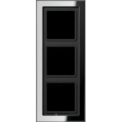 Ramka 3-krotna chrom Jung LS Design